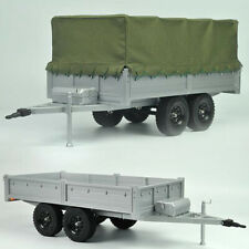 Cross RC CZR90100036 T-007 Utility Trailer Kit w/ Tarpaulin & Lighting Kit