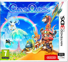 Ever Oasis - ITA Nintendo 3DS NUOVO SIGILLATO  [3DS0445]