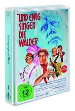 ewig Singen Die Wälder NOSTALGIA EDIZIONE CON TARGA METALLO Gert Fröbe DVD NUOVO