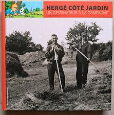 HERGE COTE JARDIN - Dominique MARICQ + Dedicacé