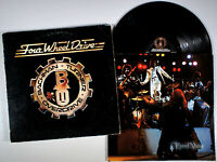 Bachman Turner Overdrive - Four Wheel Drive (1975) Vinyl LP • Hey You
