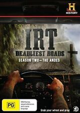 Ice Road Truckers - Deadliest Roads - The Andes :Season 2 (DVD, 2012, 4-DiscSet