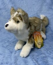 Folkmanis Timber Wolf Pup full body hand puppet