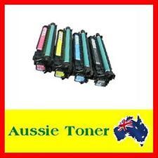 4x HP CP5520 CP5525 CP 5520 5525 Toner Cartridge