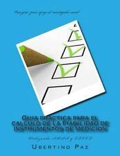 Academia: Guia Practica para el Calculo de la Fiabilidad de Instrumentos de...
