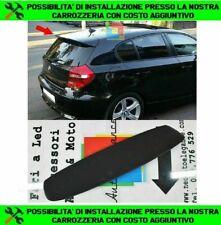 BMW SERIE 1 E87 E81 2004-2011 SPOILER POSTERIORE ALETTONE SU