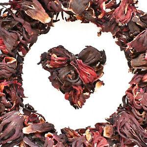 Hibiscus 50g Hibiscus Flowers 100% Natural Hibiscus Herbal Tea