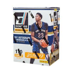 2016-17 Panini Donruss Basketball 10ct Blaster 20-Box Case