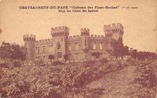 Châteauneuf-du-Pape - Château des fines roches