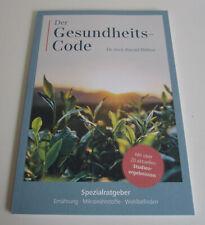 Der Gesundheits-Code - Spezialratgeber Ernährung Vitalstoffe Gesundheit 66 S.