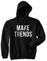 Kings Of NY Make Ends Trends Pullover Hoody