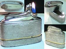 Briquet ancien de Bureau ** Ronson Varaflame ** Desk Lighter Feuerzeug accendino