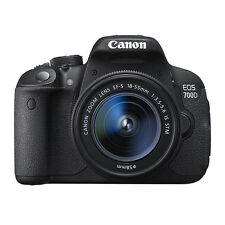 Canon EOS 700D Digital SLR Camera with 18-55mm EF-S IS STM Lens