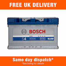 Bosch S4011 Battery 80Ah Type 115 740CCA A4 TDI VW Transporter
