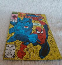 Marvel Comics Spiderman #15 October 1991 What is...the Mutant Factor?! Comic