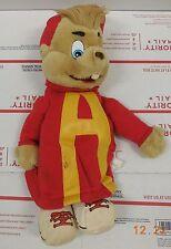 "Vintage 1993 Alvin And The Chipmunks Plush Hand Puppet 18"" RARE HTF"