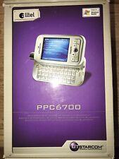 utstarcom ppc6700 pocket pc exceptionally good shape w/ everything