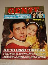 GENTE=1988/22=ENZO TORTORA=BEATRICE CORI=GABRIELE LAVIA=COCCINELLE=CELENTANO=