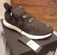 NIB Y-3 Sport Approach Low Sneakers Black size 10.5 adidas boost