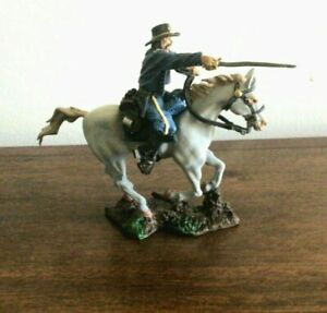 Union Cavalry Commander. American Civil War.  Collectors Showcase Set CS00251