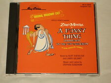 A FUNNY THING HAPPENED ON THE WAY TO THE FORUM - CD - ORIGINAL BROADWAY CAST