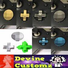 Devine customz Xbox One Elite Controller Dpad Gold Blue Green Grey Silver