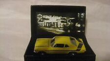 Yenko Deuce 1970 Nova LT1 350 In A Yellow 143 Scale Diecast From GMP 2002 dc1168