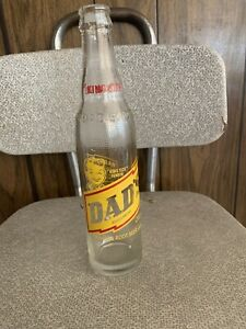 10oz KING SIZE  JUNIOR DAD'S ROOT BEER ACL SODA BOTTLE