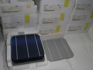 "Caja CELULA SOLAR x100 Celulas 6"" (421watts) Photovoltaic Cells. SOLAR Cell.DIY"