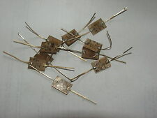 Vintage IFM Silver Mica Capacitors/Condensers 330pf 2% Radio Wireless RF Tuners