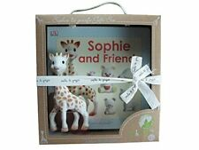 Sophie and Friends La Giraffe Toy Set Sophie & Book