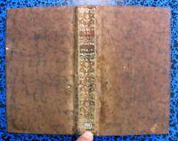 1753 HISTOIRE ITALIE EMPIRE ROME EUROPE ORIENT HOLLANDE NAPLES RUSSIE LIVRE BOOK