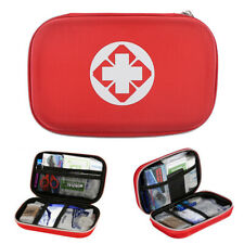 First Aid Kit Travel Camping Sport Emergency Survival Rescue Empty Medical _ws