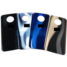 New Rear Glass Battery Back Cover Repair For Motorola Moto X4 X 4th XT1900