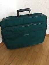 Goldpfeil, Weekend Koffer, dunkelgrün