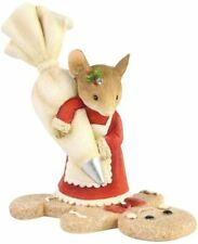 Christmas Dressing 6006565 Tails with Heart mouse Enesco decorating cookie Z