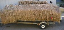 """* 35""""X60 Duck Camo Blind Waterfowl Fast Grass Camo Duck Boat Best On The Market"""