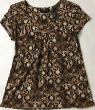 Axcess (a Liz Claiborne Co) Womens Small Top