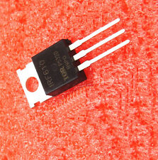 10PCS NEW IRF610PBF IRF610 MOSFET N-CH 200V 3.3A TO-220AB