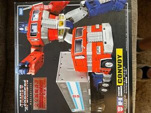 Transformers Masterpiece MP-10 Convoy Optimus Prime used in box