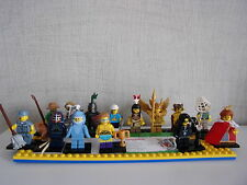 Lego Minifigures 71011 - Series 15 - Collectible Figures - Choose