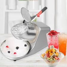 Zokop Electric Ice Crusher By 300b 300w Shaver Machine Snow Cone Maker Shaved Us