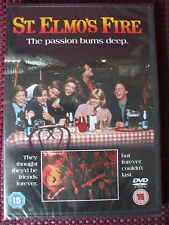 """St. Elmo's Fire DVD.""""The Passion Burns Deep"""".BRAND NEW & SEALED."""