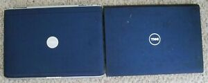 """17"""" Dell Studio 1737 & 17"""" Dell Inspiron 1720 Laptops AS-IS FOR PARTS OR REPAIR"""
