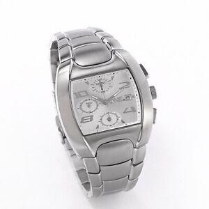 "Men's New Sekonda ""One"" Chronograph Watch 3794 50m W/Proof Rp £100.00"