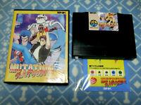 NEO GEO AES ROM Mutation Nation SNK MVS Convert from JP Free Ship NG Game Soft