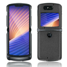 Motorola Razr 5G Case PU Leather Luxury Hybrid Hard PC Frame Cover 2020