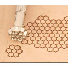 K143 Honeycomb Craftool Leather Stamp 66143-00