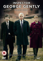 Inspector George Gently: Series Eight DVD (2017) Martin Shaw cert 15 ***NEW***