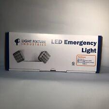 Light Fixture Industries LED Emergency light
